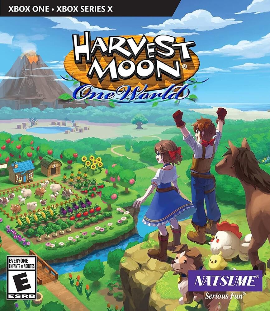 Xb1/Xbx Harvest Moon: One World - Xb1/Xbx Harvest Moon: One World