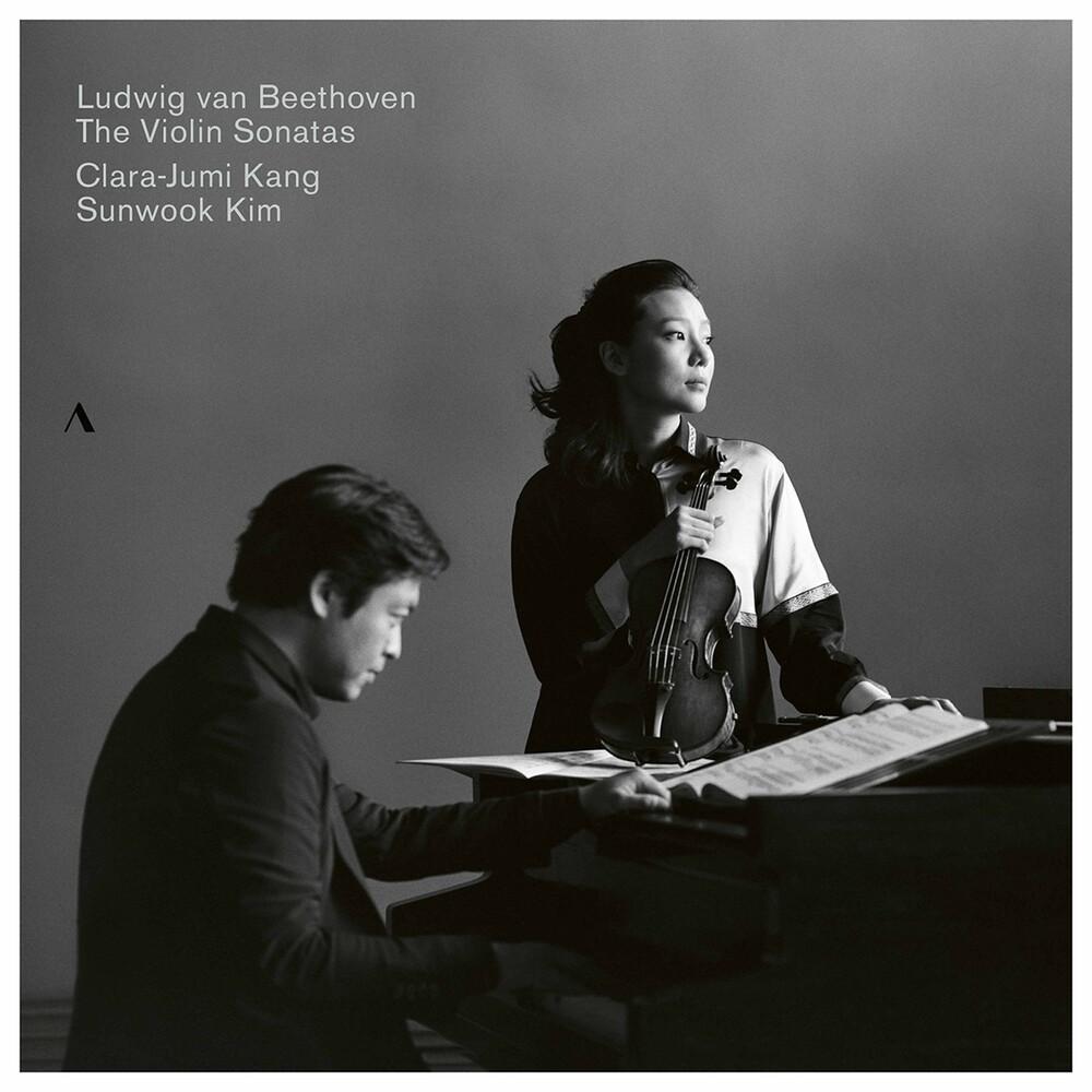 Beethoven / Kang / Kim - Violin Sonatas (4pk)