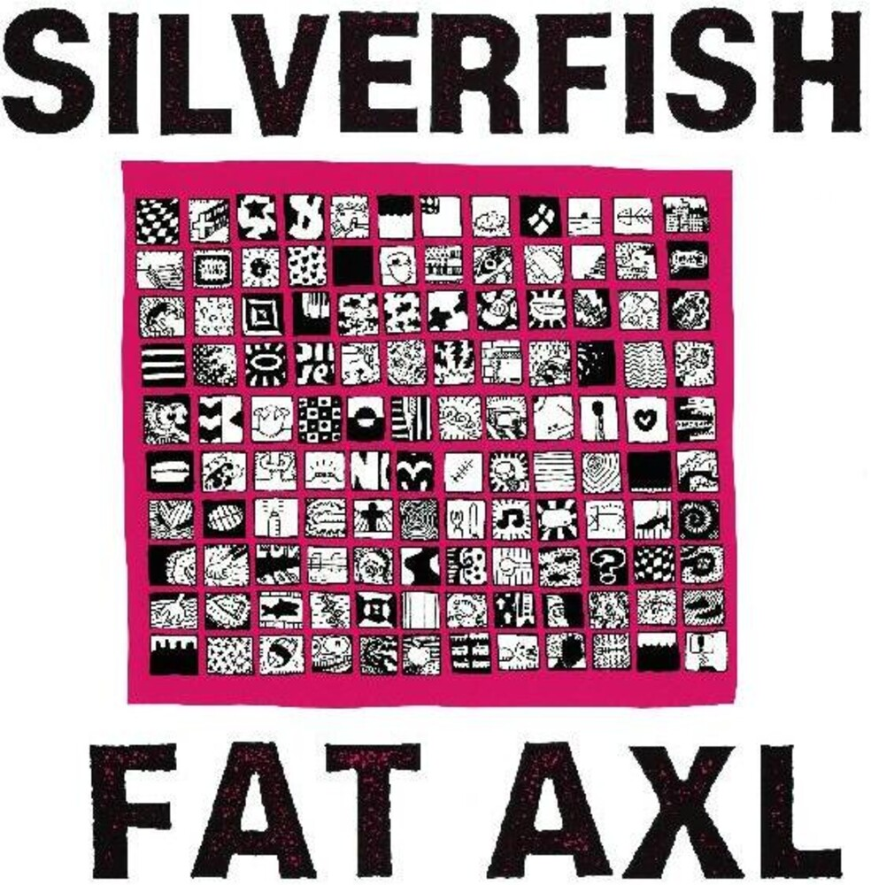 Silverfish - Fat Axl [Colored Vinyl] (Red)