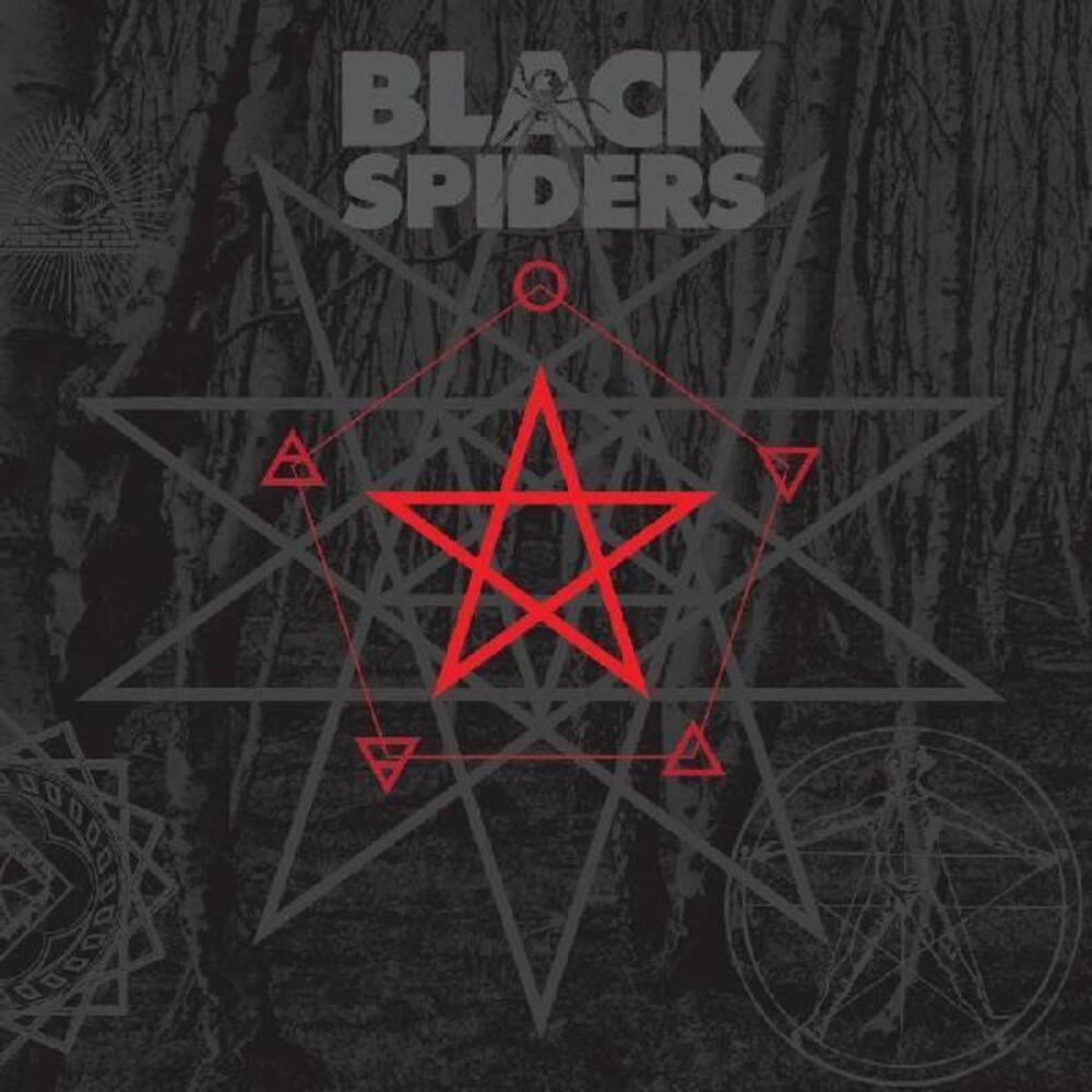 Black Spiders - Black Spiders (Slv)