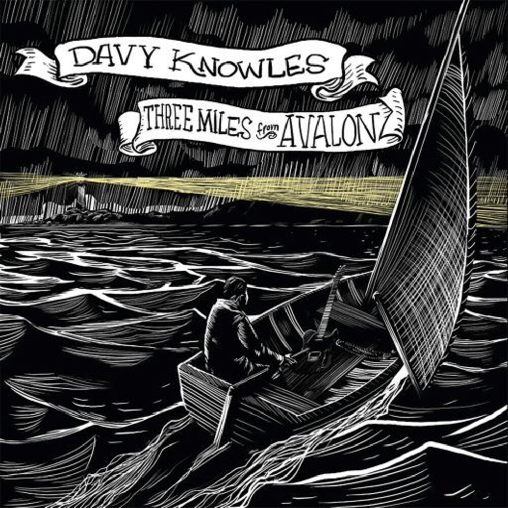 Davy Knowles - Three Miles From Avalon