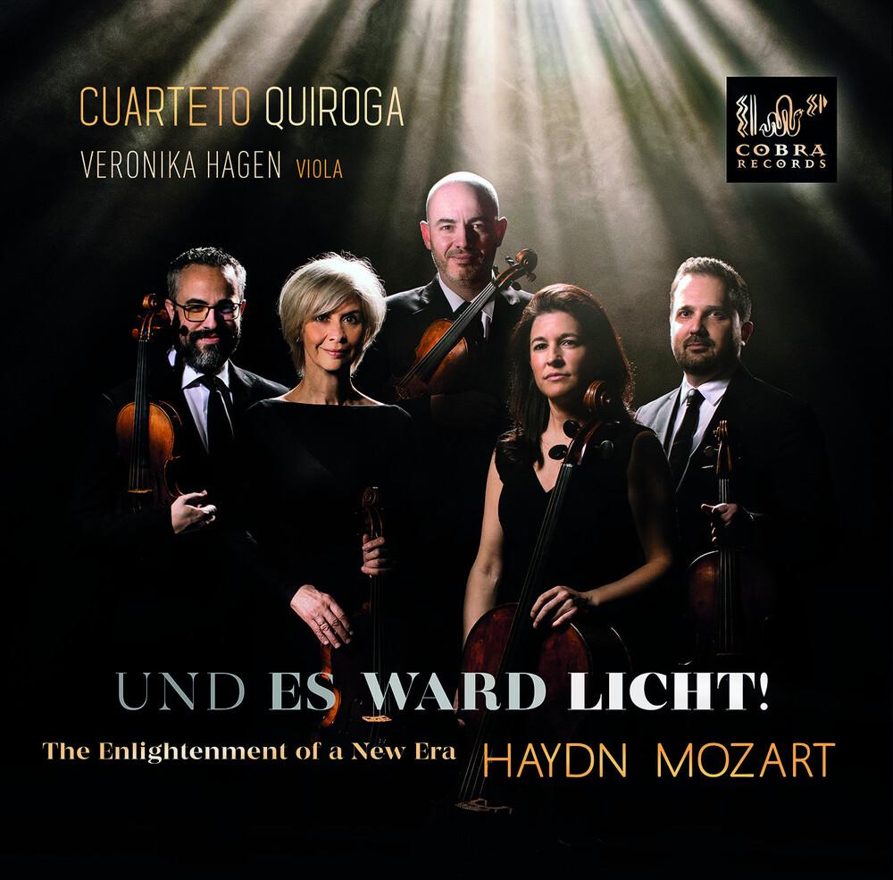Cuarteto Quiroga / Veronika Hagen - Und Es Ward Licht