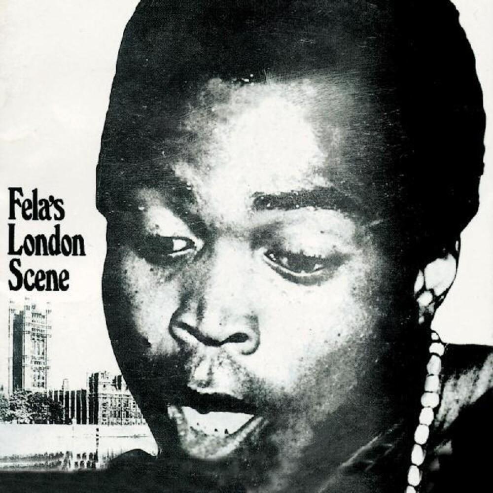 Fela Kuti - London Scene (Blue) [Colored Vinyl] (Red) (Wht)