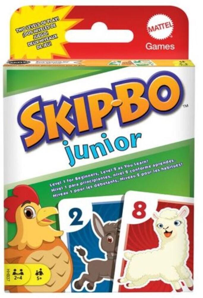 Games - Skip Bo Junior Refresh (Ttop)