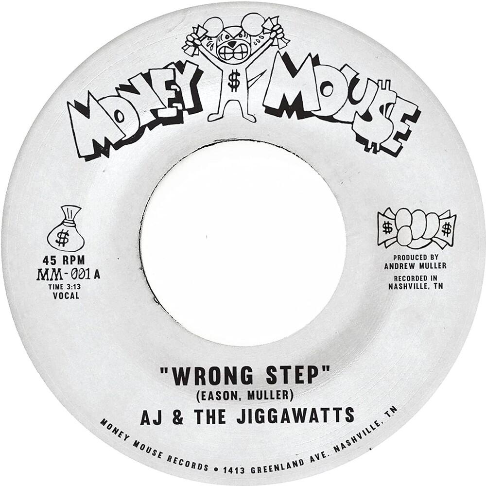 Aj & The Jiggawatts - Wrong Step B/W Karma Is A Bitch [Indie Exclusive] [Indie Exclusive]