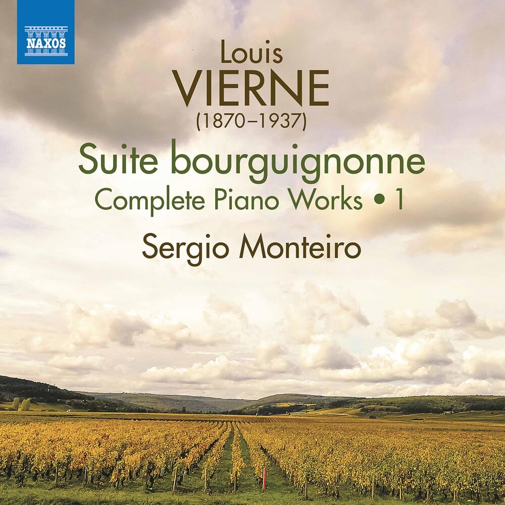Vierne / Monteiro - Complete Piano Music 1