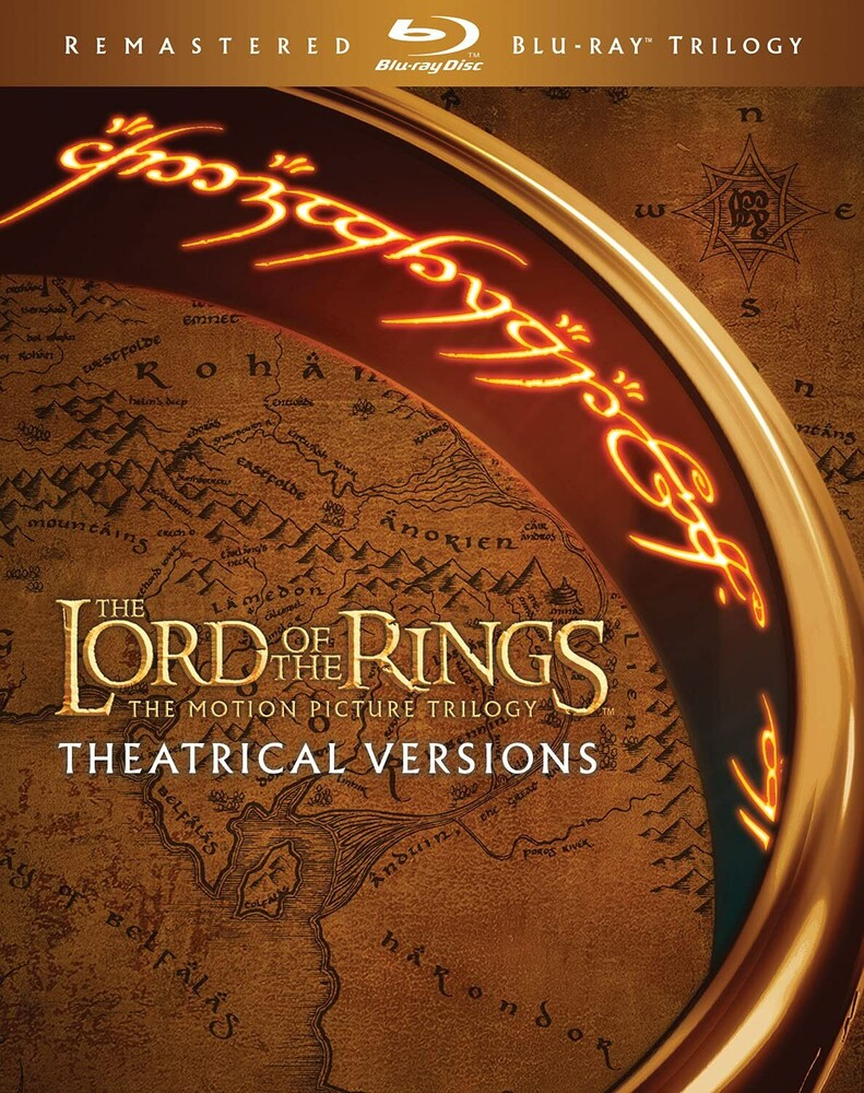 Lord of the Rings: Motion Picture Trilogy - Lord Of The Rings: Motion Picture Trilogy (3pc)