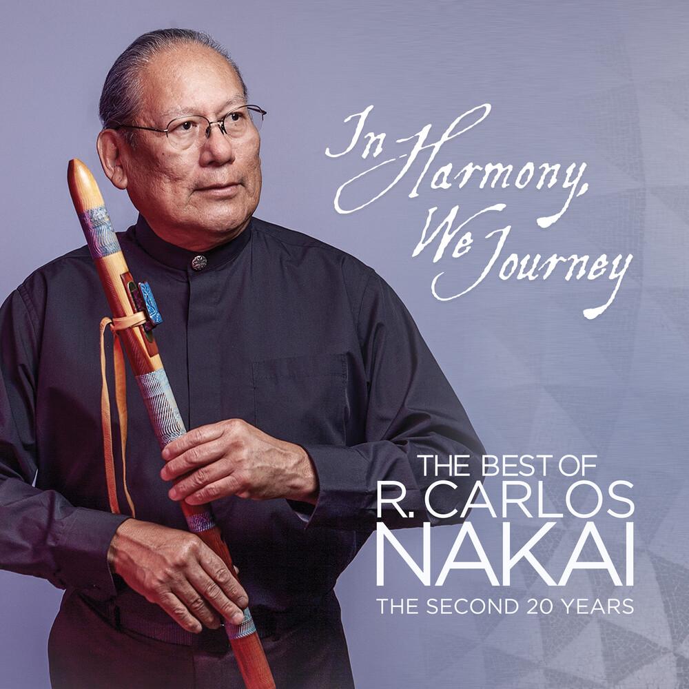 R Nakai  Carlos - In Harmony We Journey - Best Of R. Carlos Nakai