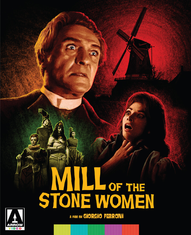 - Mill Of The Stone Women (2pc) / [Limited Edition]