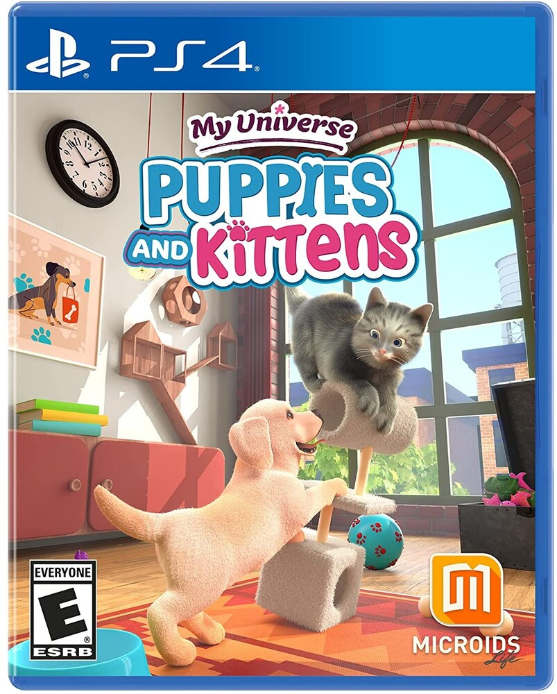 Ps4 My Universe: Puppies & Kittens - Ps4 My Universe: Puppies & Kittens