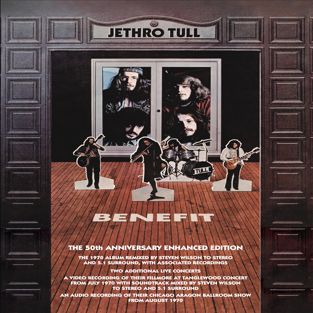 Jethro Tull - Benefit (The 50th Anniversary Edition)