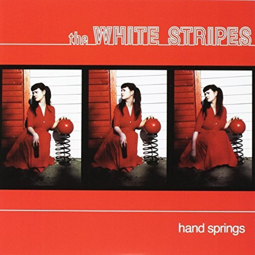 The White Stripes - Hand Springs / Red Death At 6:14 [Limited] [Indie Retail]