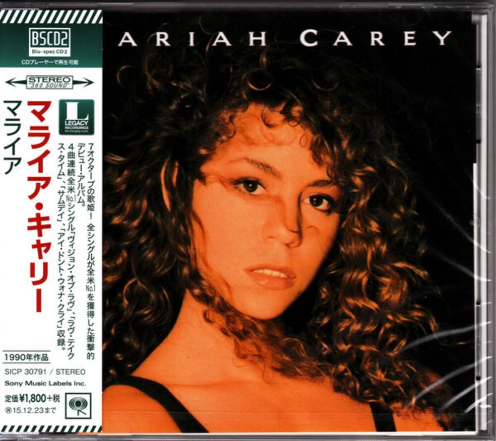 Mariah Carey - Mariah Carey (Blu-Spec CD2)