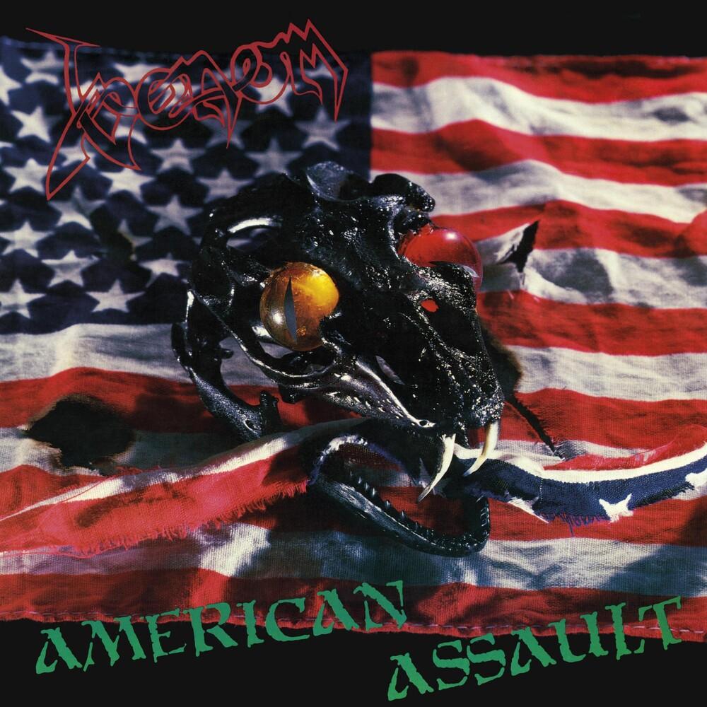 Venom - American Assault (Uk)