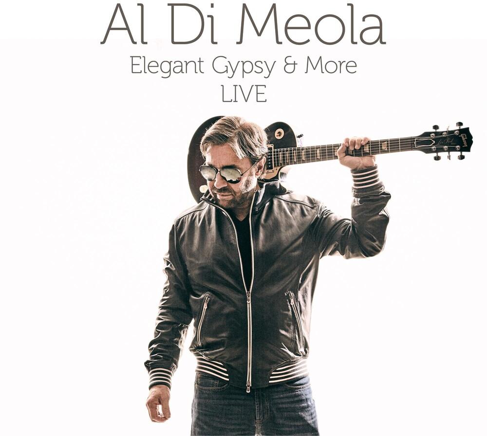 Al Di Meola - Elegant Gypsy & More (Live)