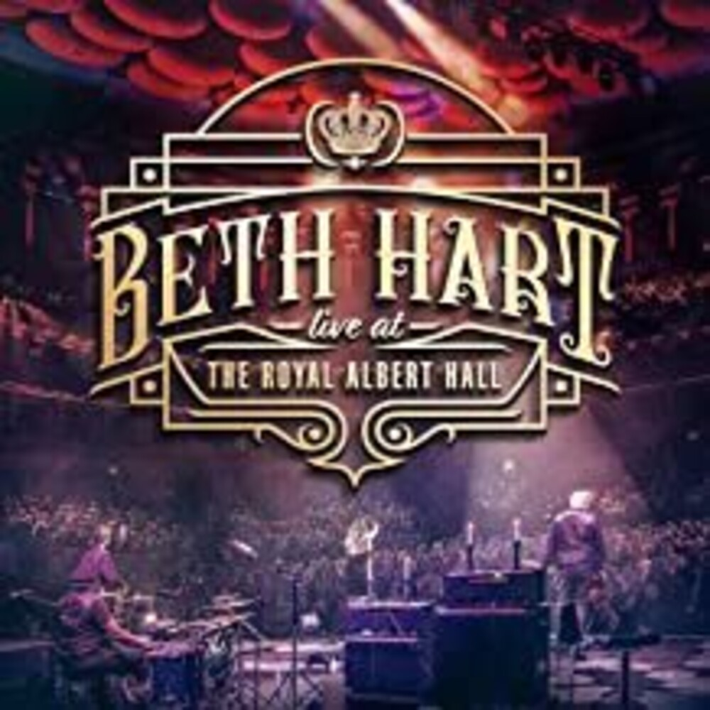 Beth Hart - Live At The Royal Albert Hall [DVD]