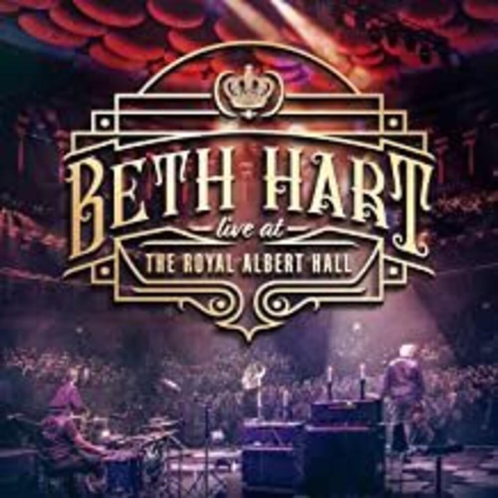 Beth Hart - Live At The Royal Albert Hall [DVD]