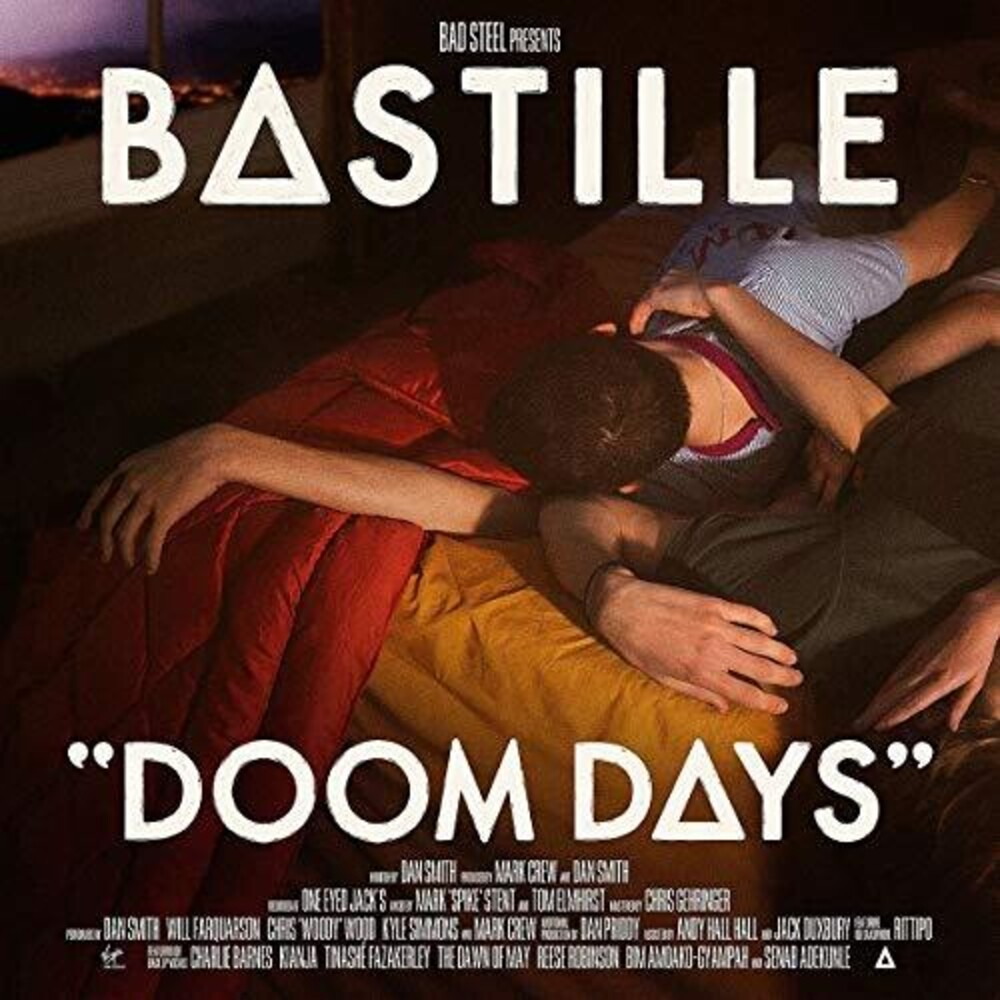 Bastille - Doom Days [Import Limited Edition Box Set]