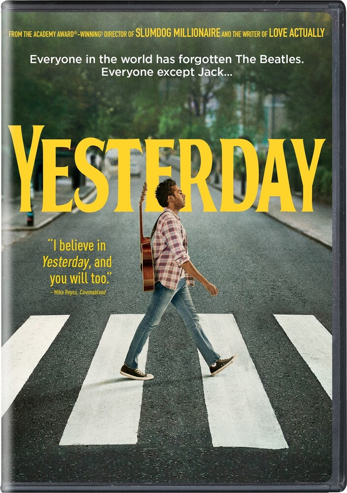 Yesterday [Movie] - Yesterday