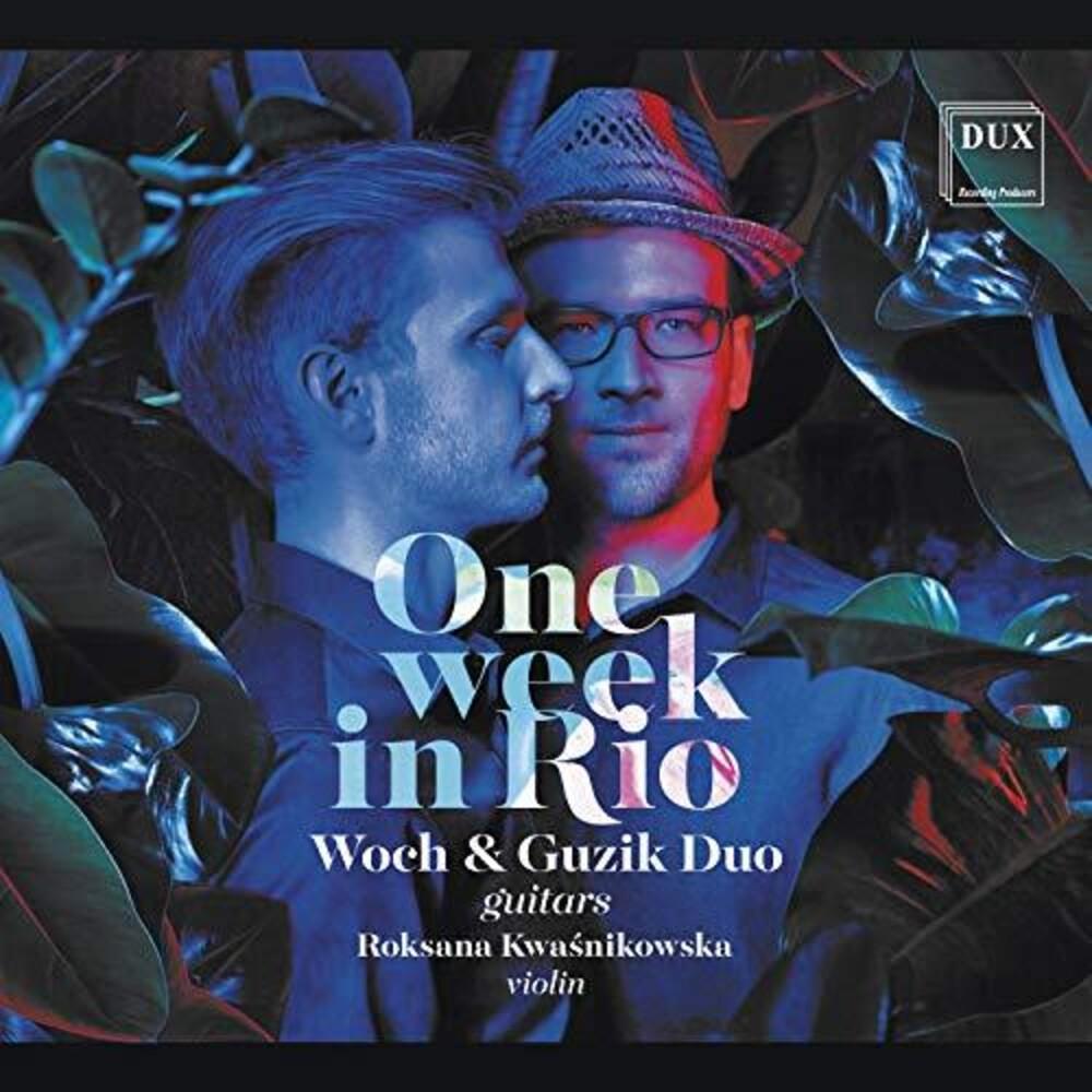 One Week In Rio / Various - One Week In Rio / Various