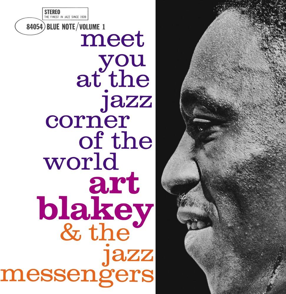 Art Blakey & The Jazz Messengers - Meet You At The Jazz Corner Of The World, Vol. 1 [LP]