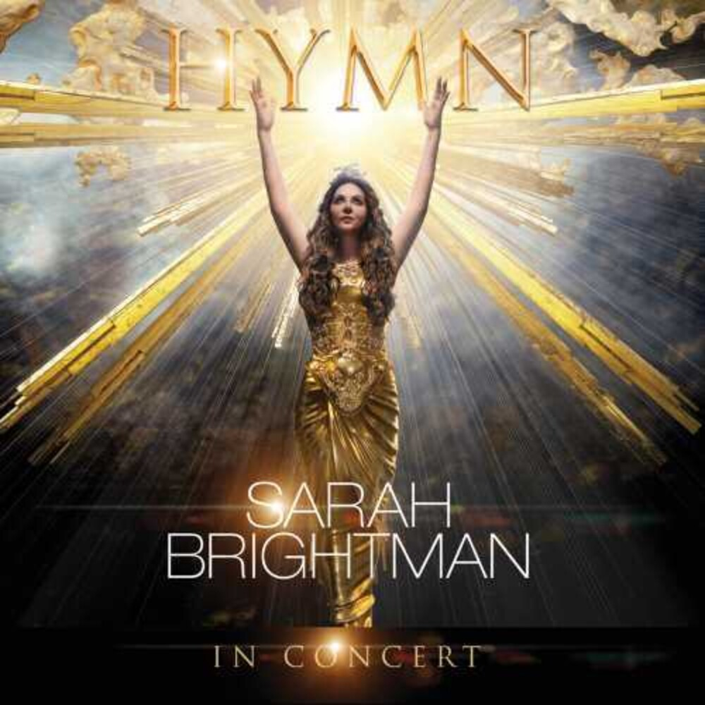 Sarah Brightman - Hymn In Concert [CD/Blu-ray]
