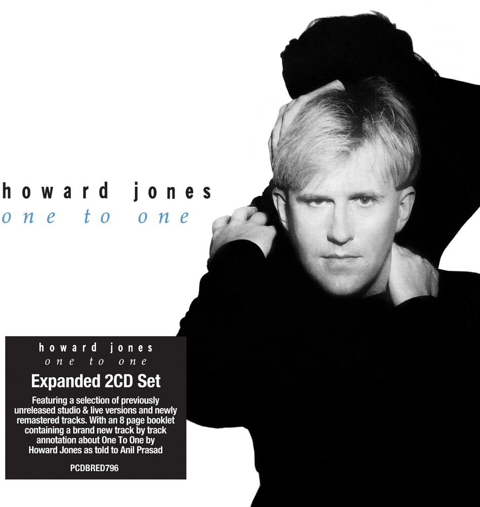 Howard Jones - One To One (Exp) (Uk)