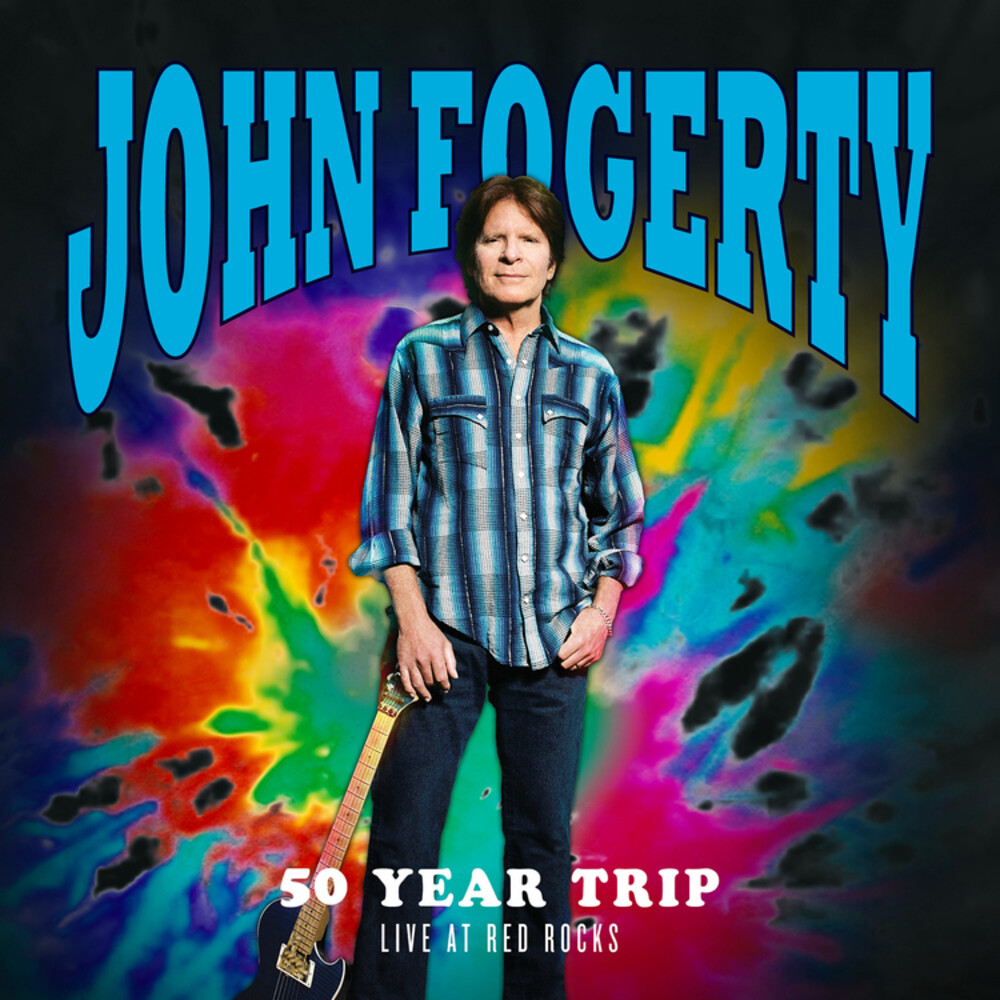 John Fogerty - 50 Year Trip: Live At Red Rocks [LP]