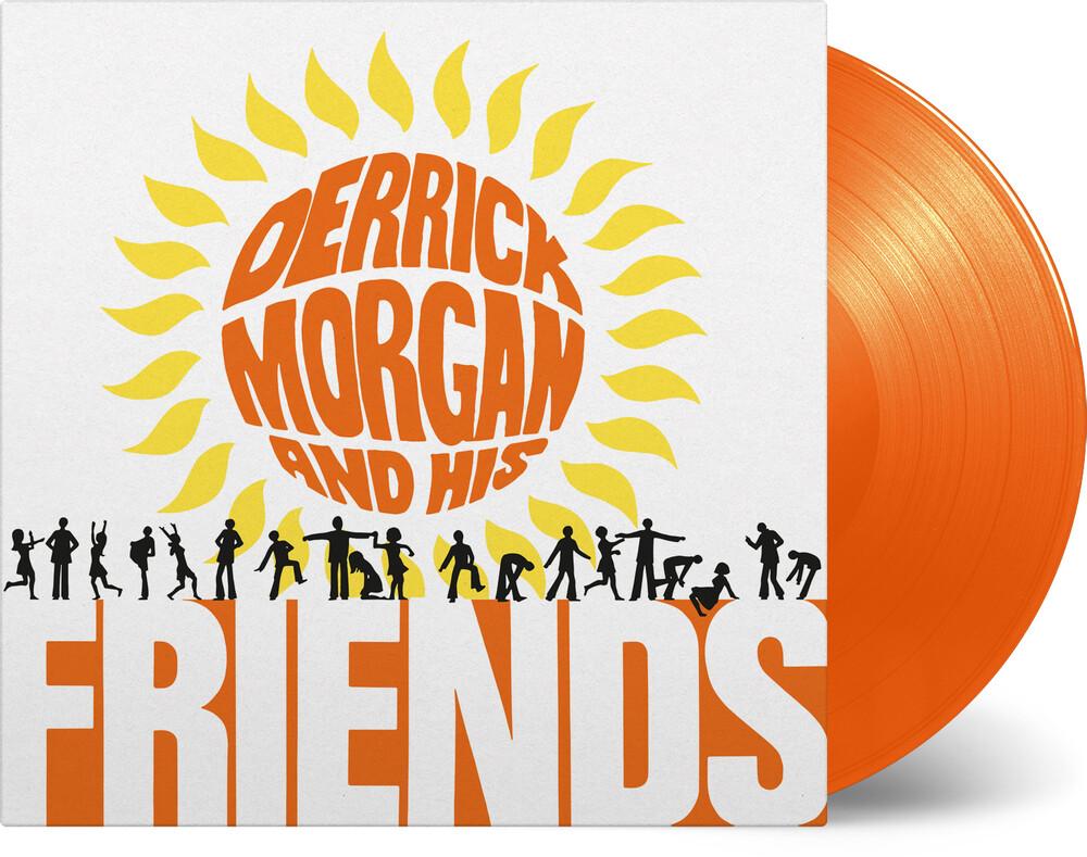 Derrick Morgan - Derrick Morgan & His Friends [Limited Orange Colored Vinyl]