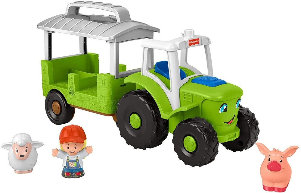 Little People - Fisher Price - Little People Farm Tractor