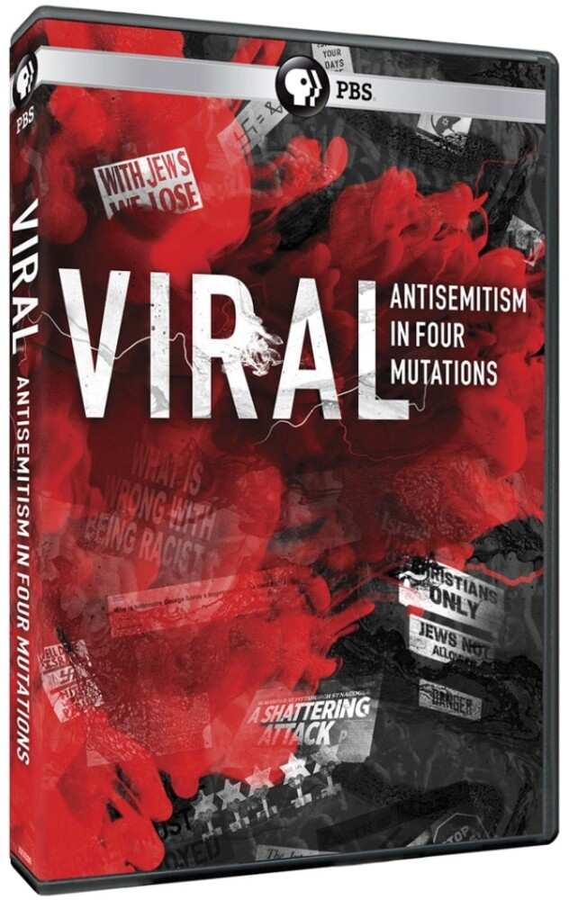 - Viral: Antisemitism In Four Mutations