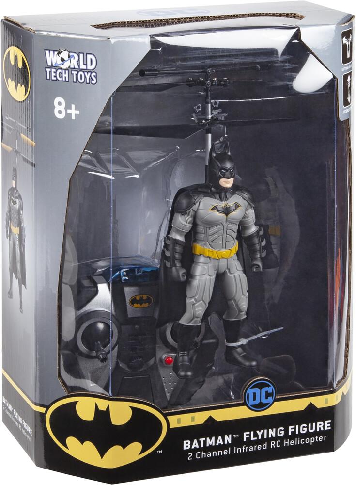 Rc Figures - Batman 2ch IR Flying Figure Helicopter (DC, Batman)