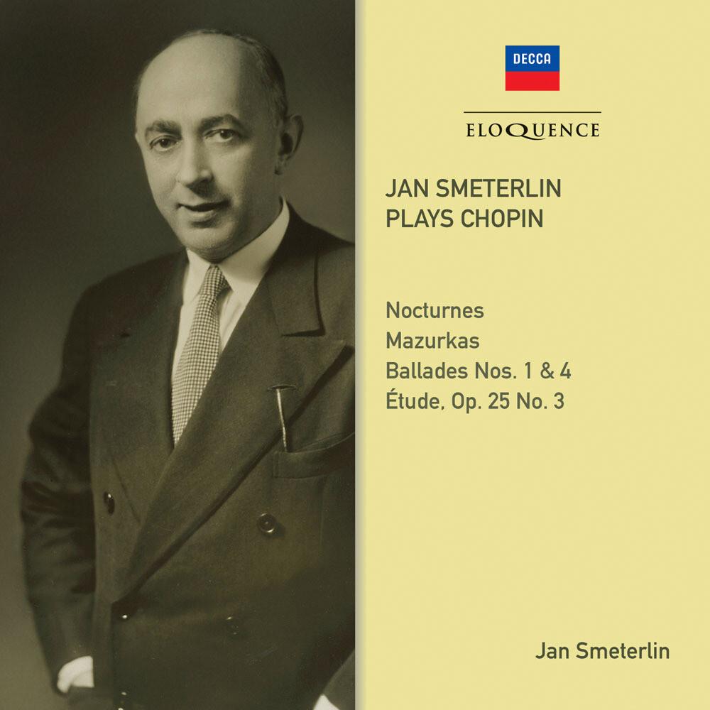 Jan Smeterlin - Jan Smeterlin (Aus)
