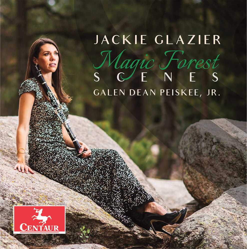 Jackie Glazier - Magic Forest Scenes