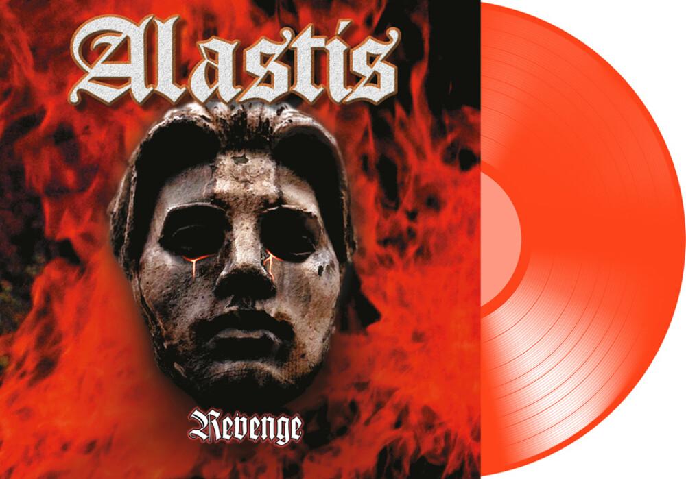 Alastis - Revenge (Ltd) (Org)