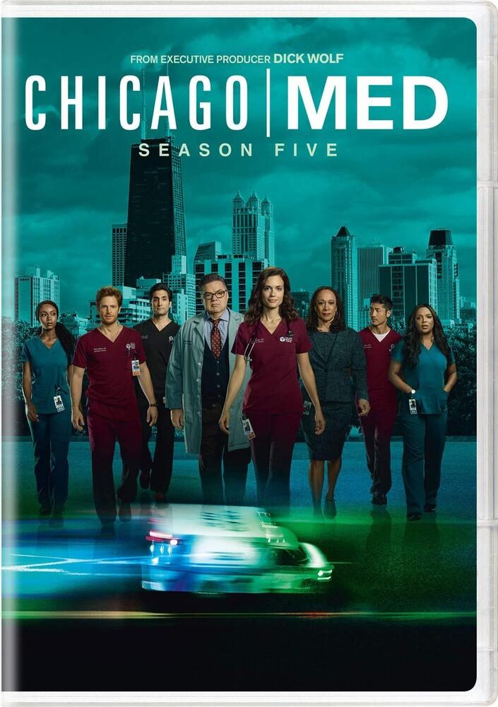 Chicago Med: Season Five - Chicago Med: Season Five (6pc) / (Box)