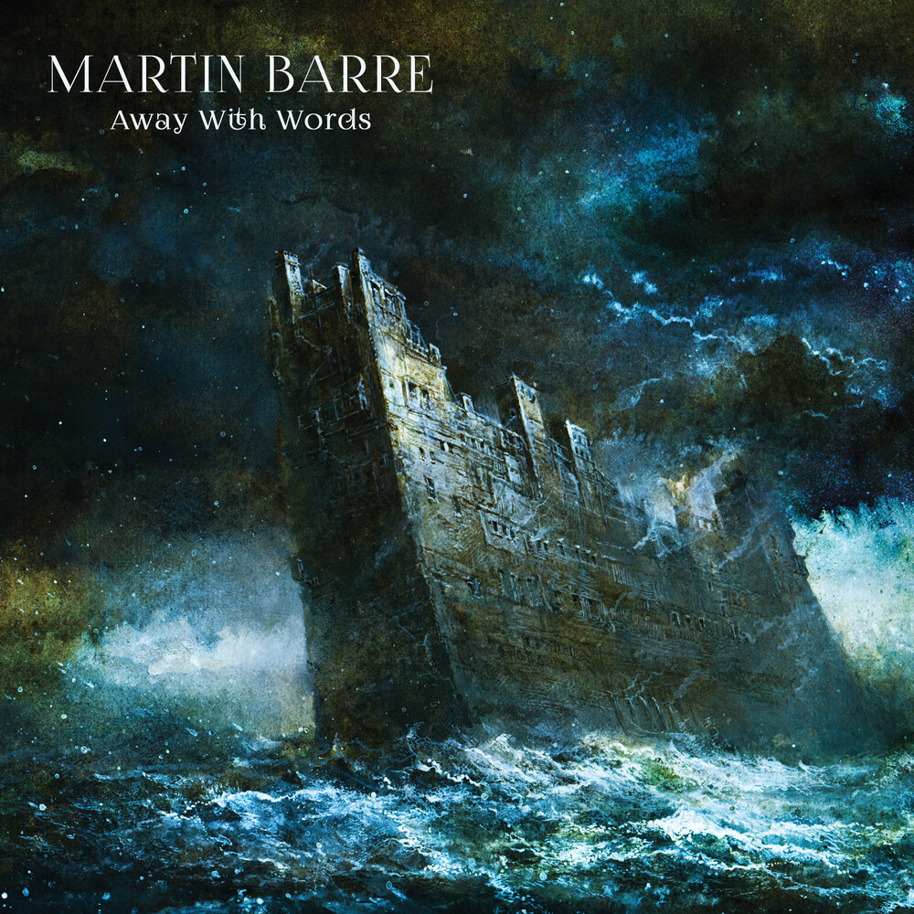 Martin Barre - Away With Words (Bonus Tracks) (Dlx) (Reis)