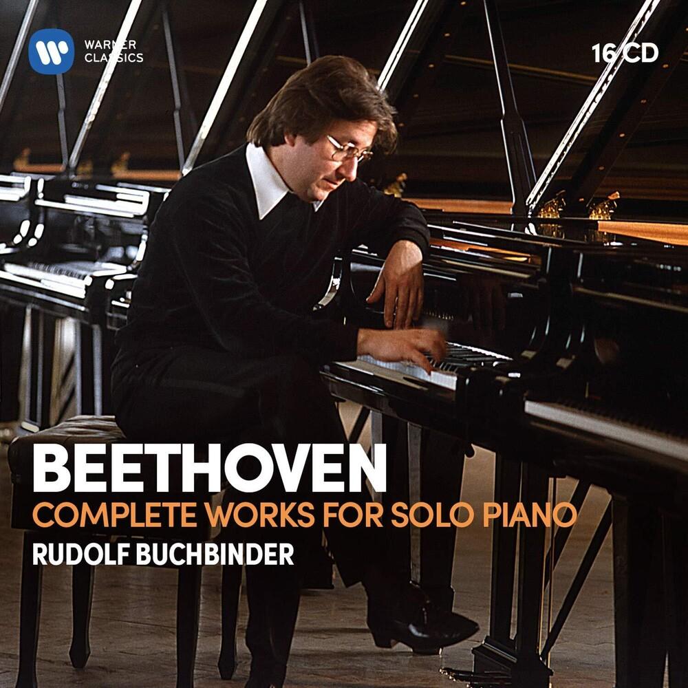 BuchbinderRudolf - Beethoven: Complete Works for Solo Piano