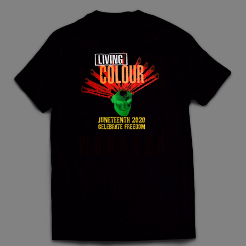 Living Colour - Juneteenth T-Shirt [XL]