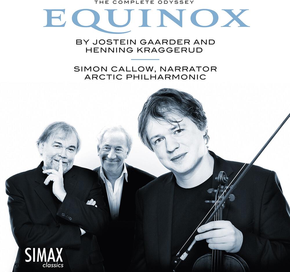 Kraggerud / Callow / Kraggerud - Equinox (2pk)