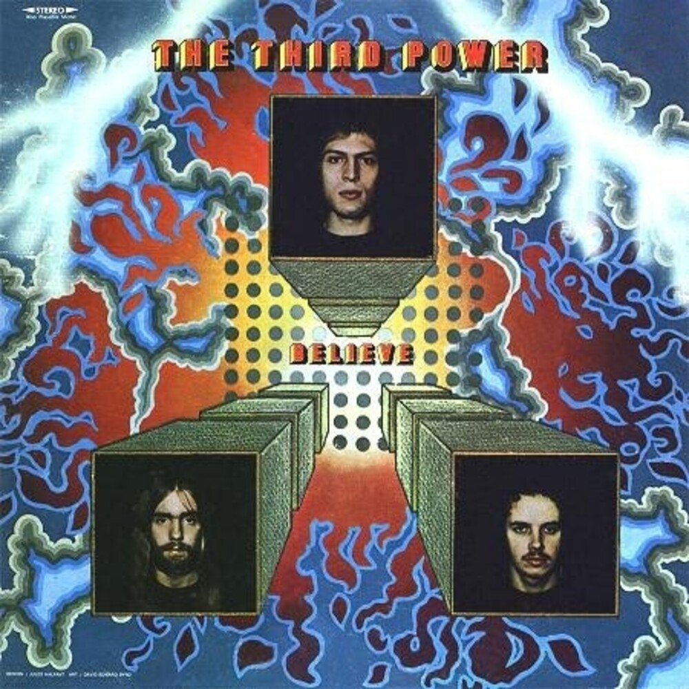 Third Power - Believe (W/Cd) (2pk)