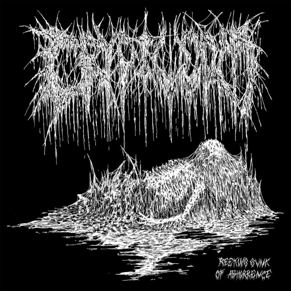 Cryptworm - Reeking Gunk Of Abhorrence (Uk)