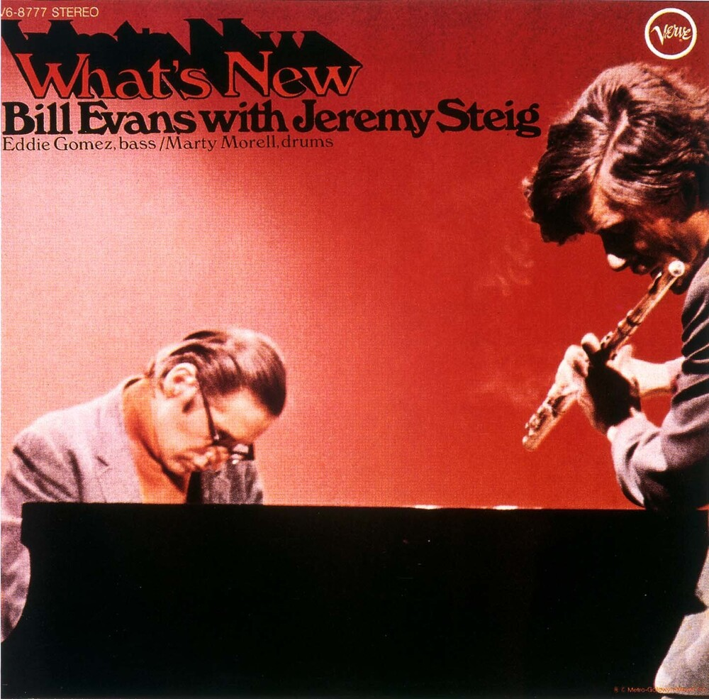 Bill Evan - What's New (Ltd) (24bt) (Hqcd) (Jpn)