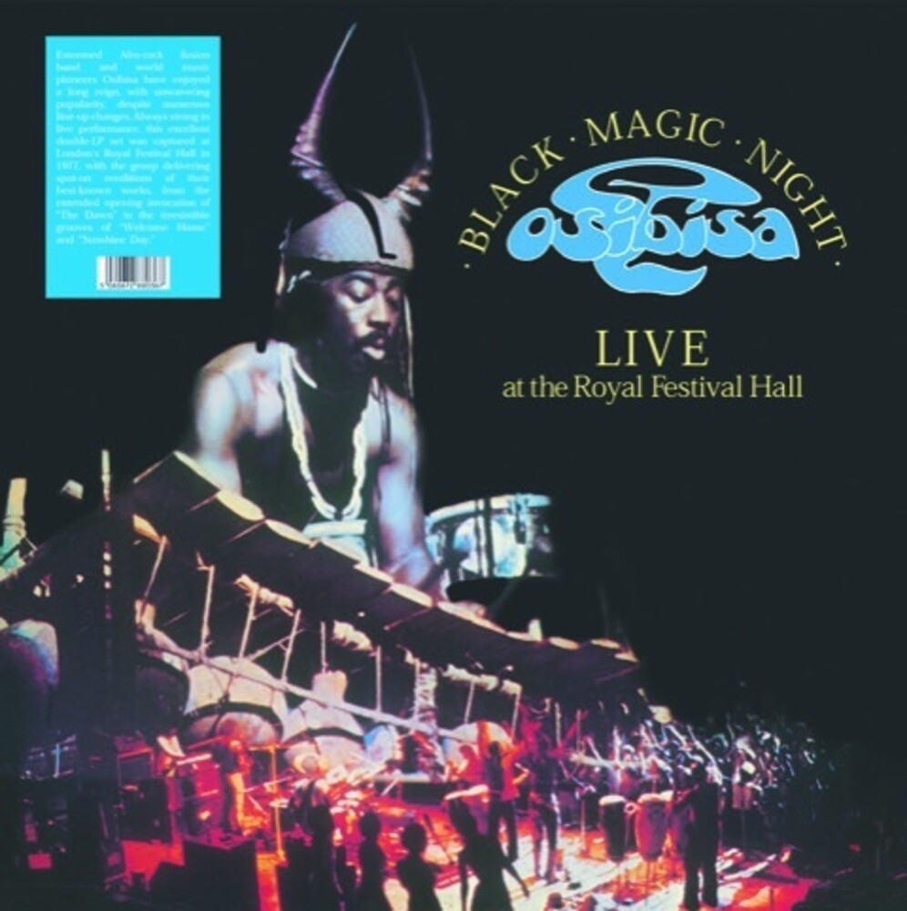 Osibisa - Black Magic Night (2pk)
