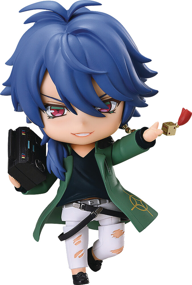 Good Smile Company - Good Smile Company - Hypnosis Mic Div Rap Battle Dice ArisugawaNendoroid Action Figure