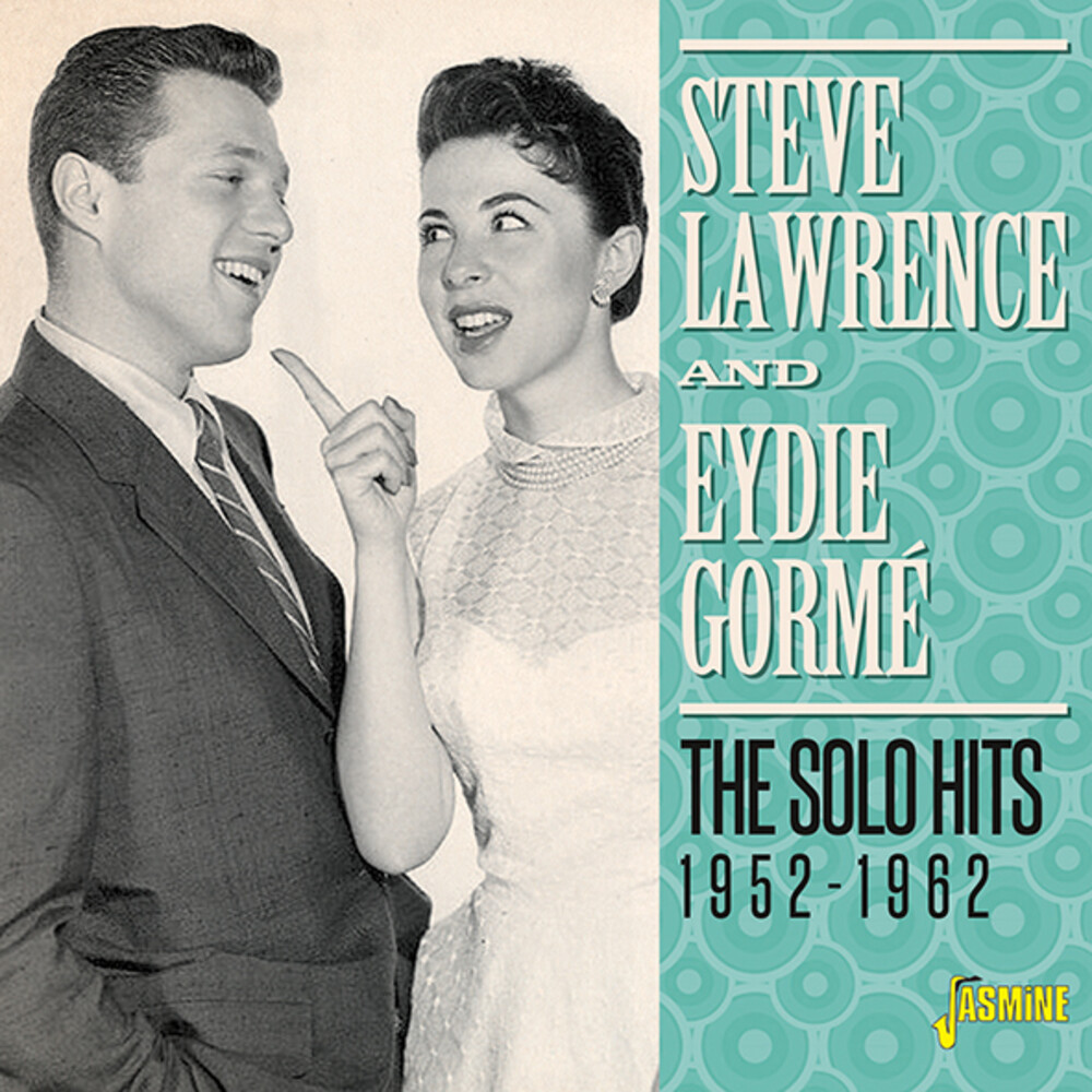 Steve Lawrence / Gorme,Eydie - Solo Hits 1952-1962 (Uk)