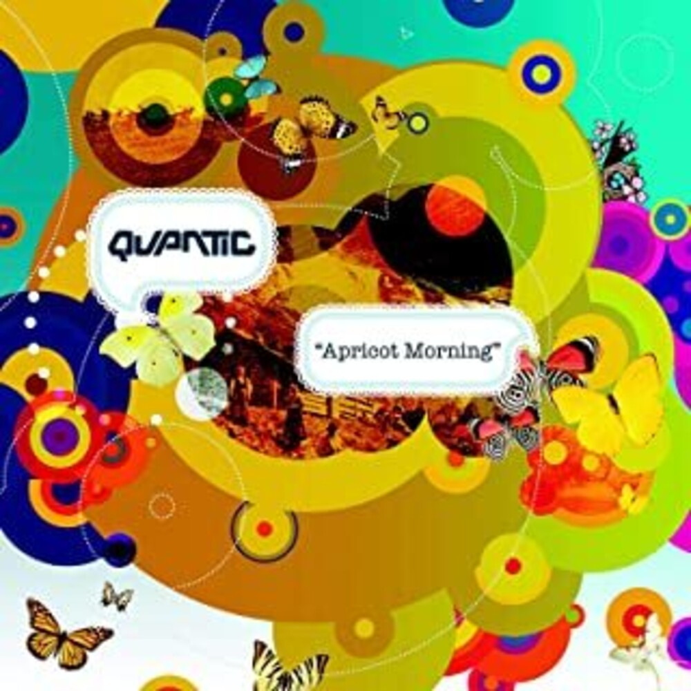 Quantic - Apricot Morning [Download Included]