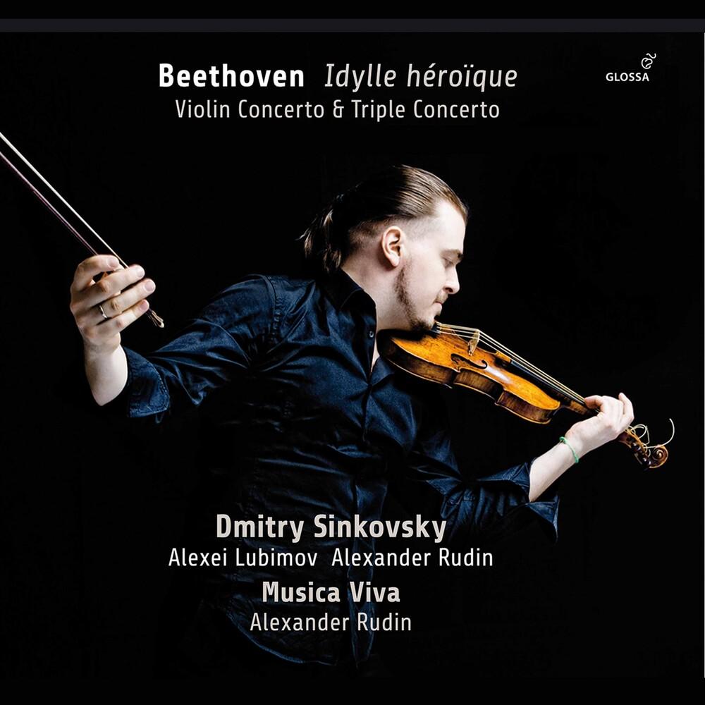 Dmitry Sinkovsky - Idylle Heroique