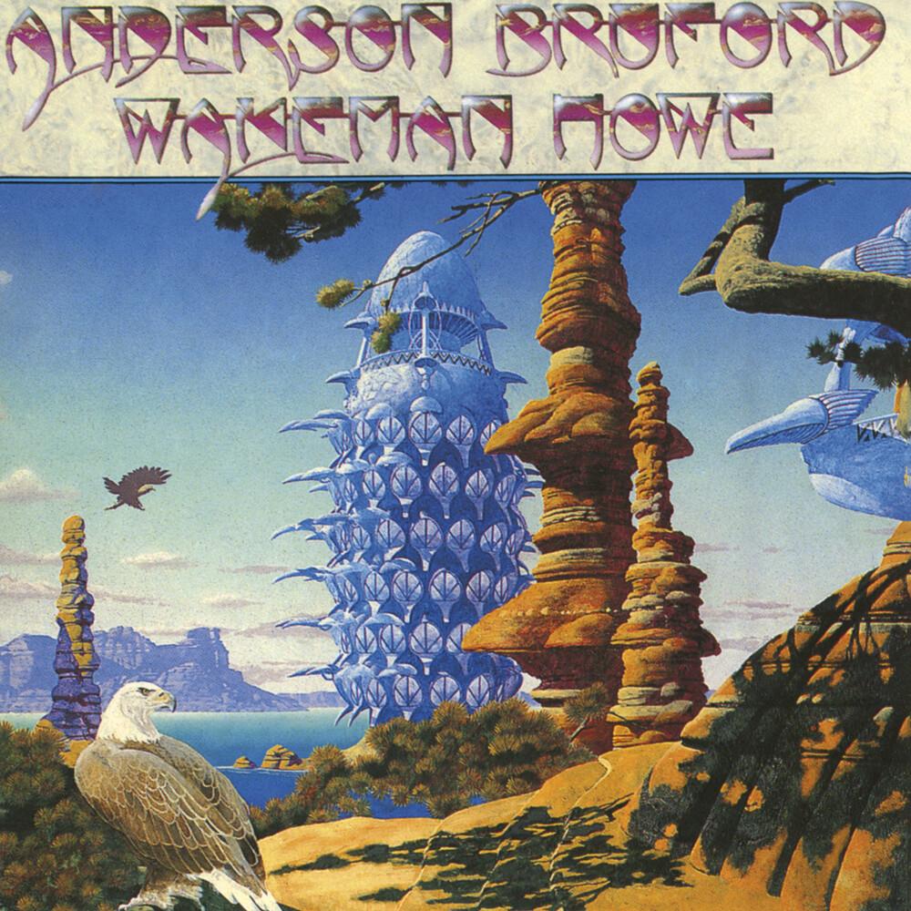Anderson Bruford Wakeman Howe - Anderson Bruford Wakeman Howe (Hol)
