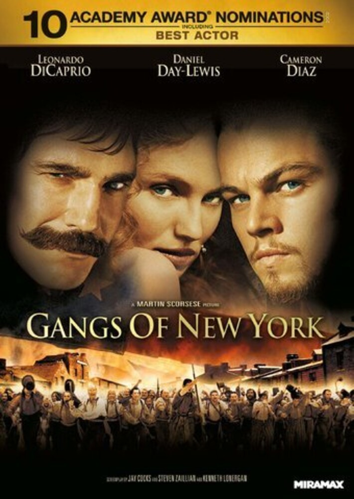 Gangs Of New York - Gangs Of New York (2pc) / (2pk Amar Sub Ws)